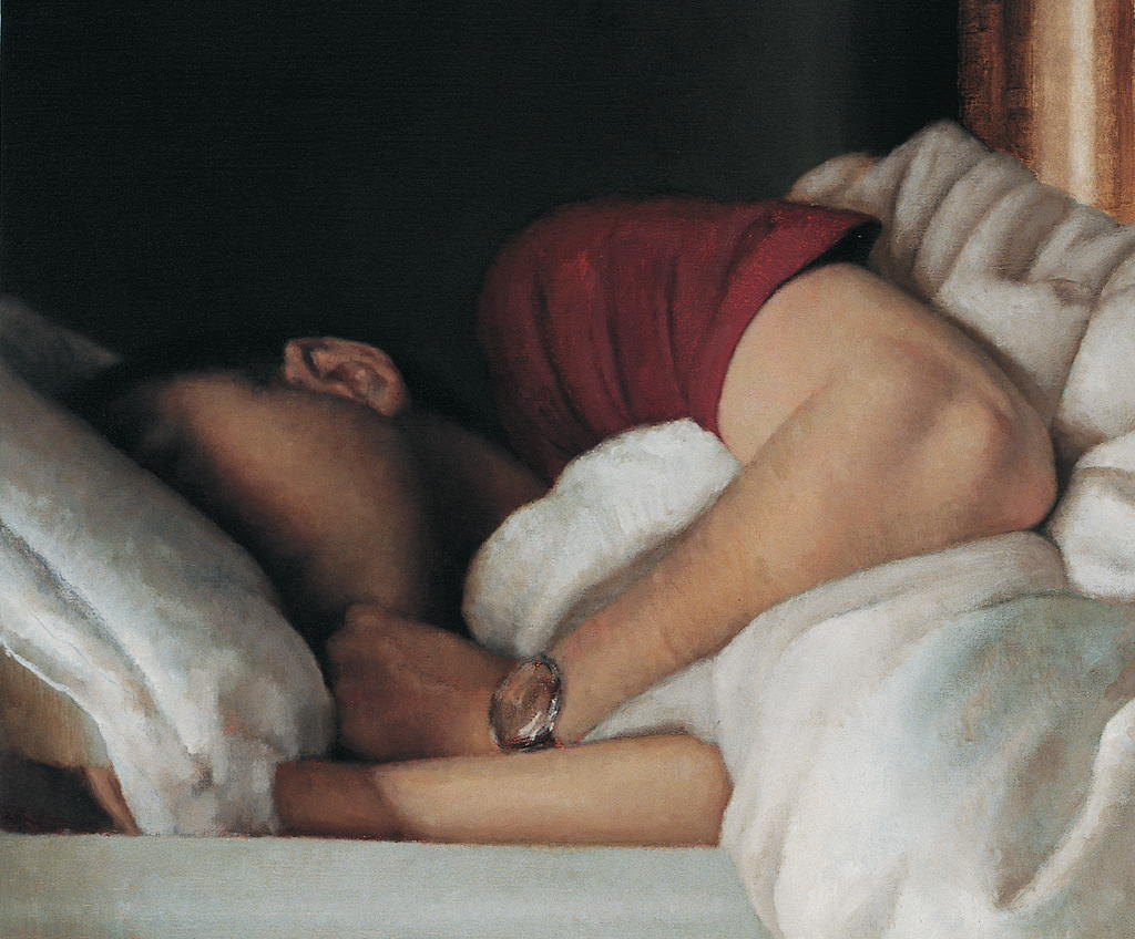 Large Interior 186 (Sleep) - detail