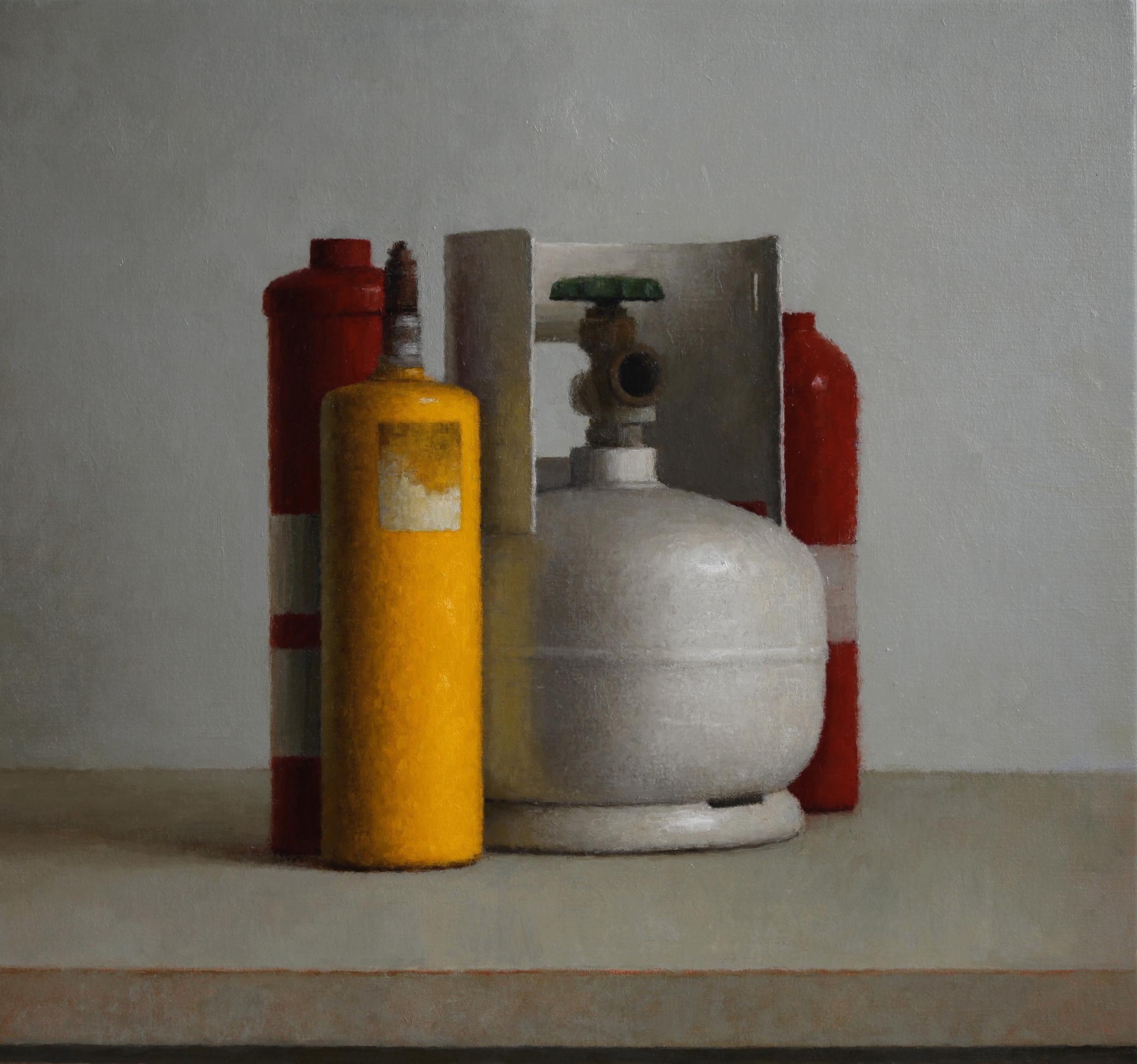 SL288, 2011, Oil on linen, 660mm x 705mm