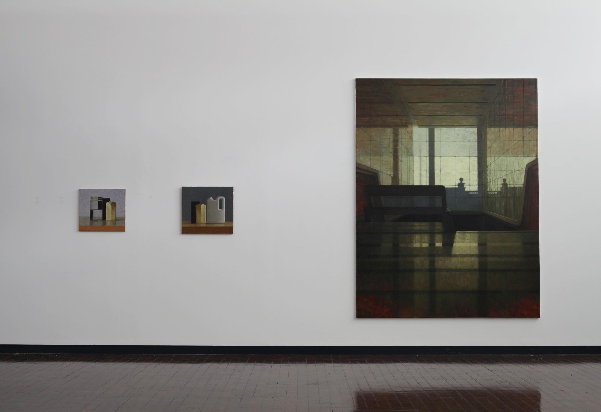 Installation, ANU Drill Hall Gallery, Canberra 2017