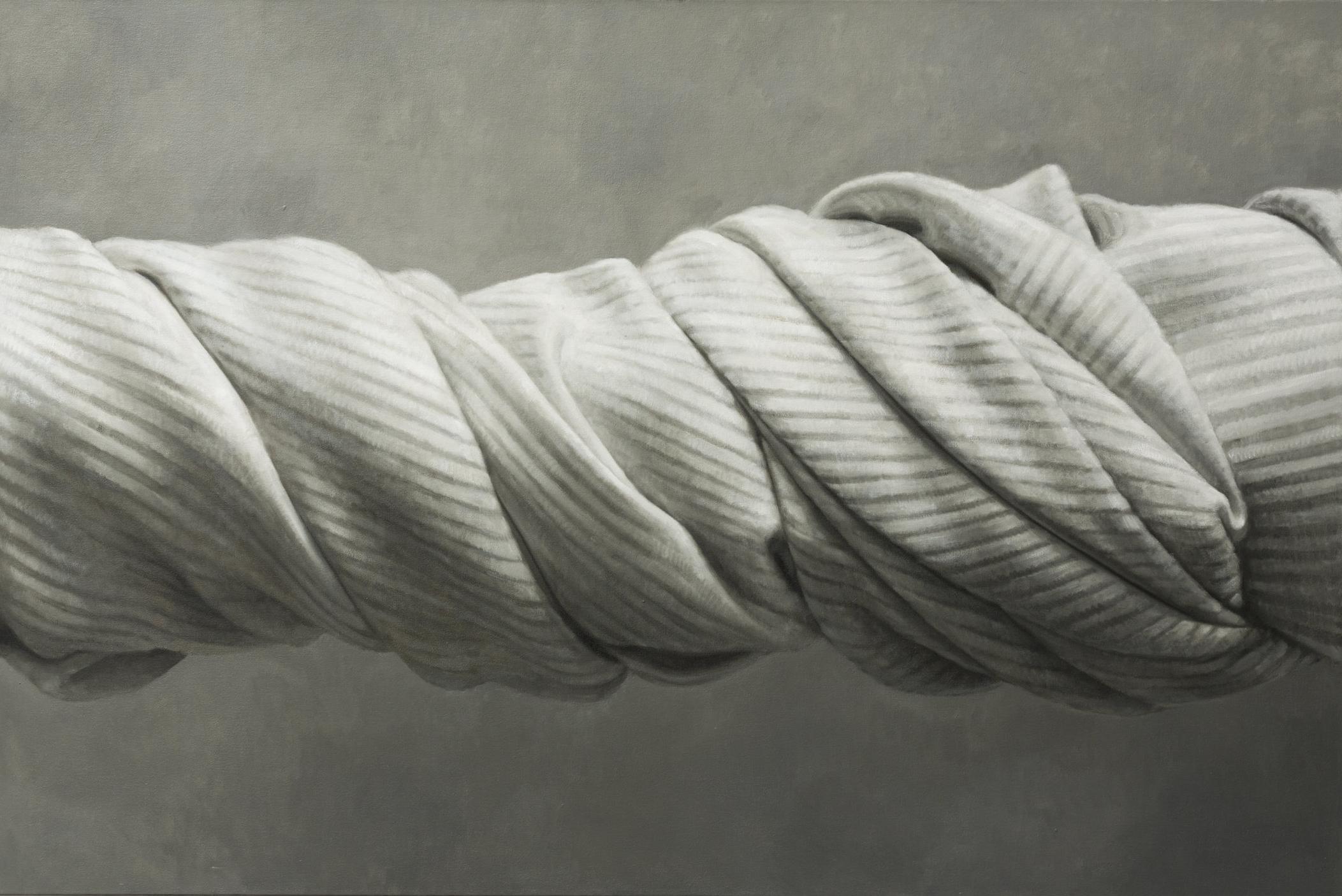 Virago, 1994, oil on canvas, 1220mm x 1845mm