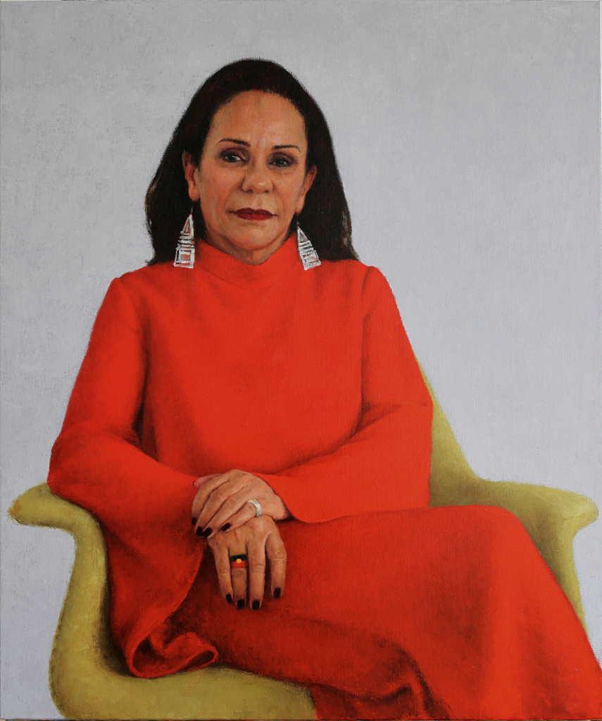 Portrait of Linda Burney MP