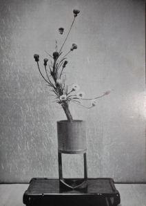 Ikebana postcard 2