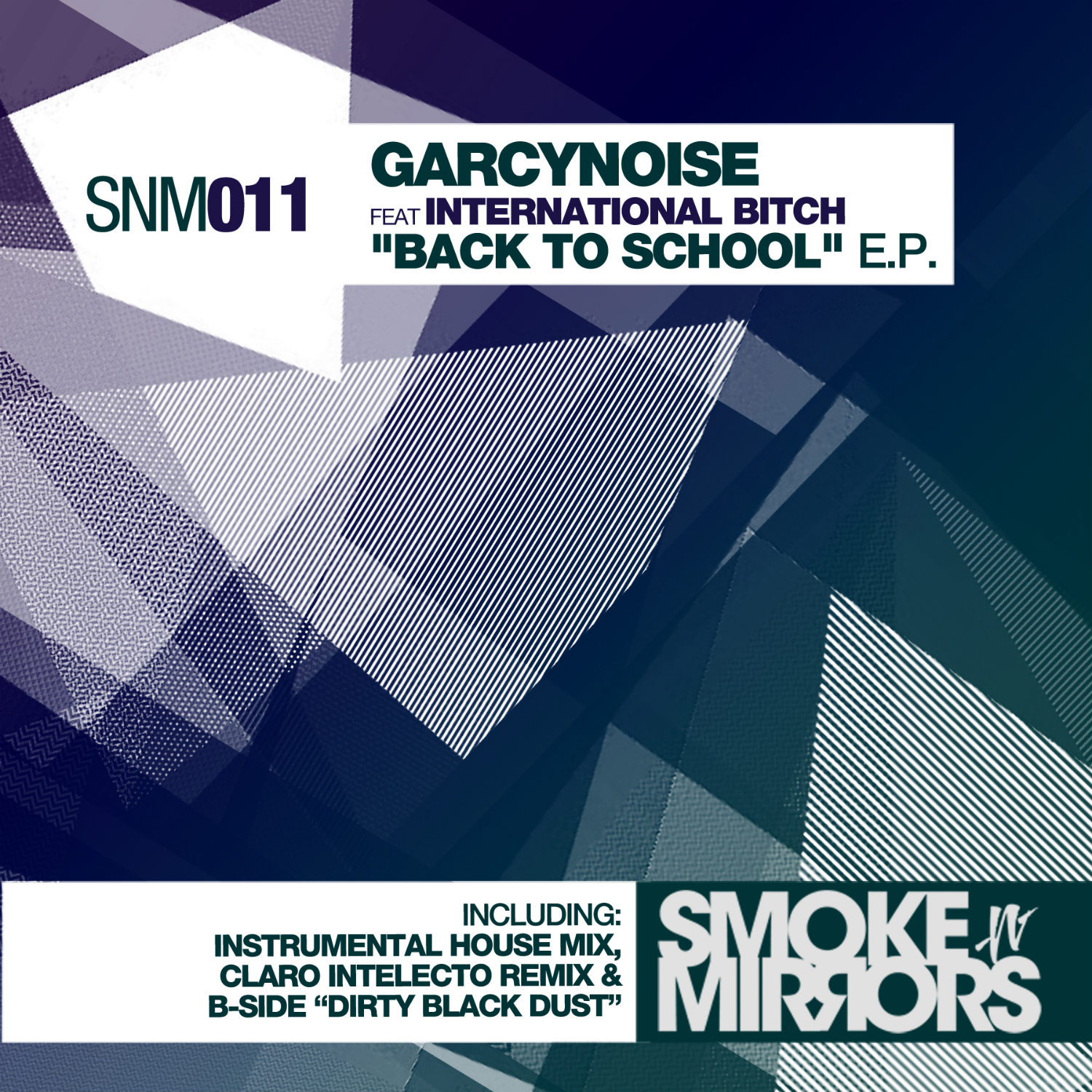 Garcy Noise - Back To School EP