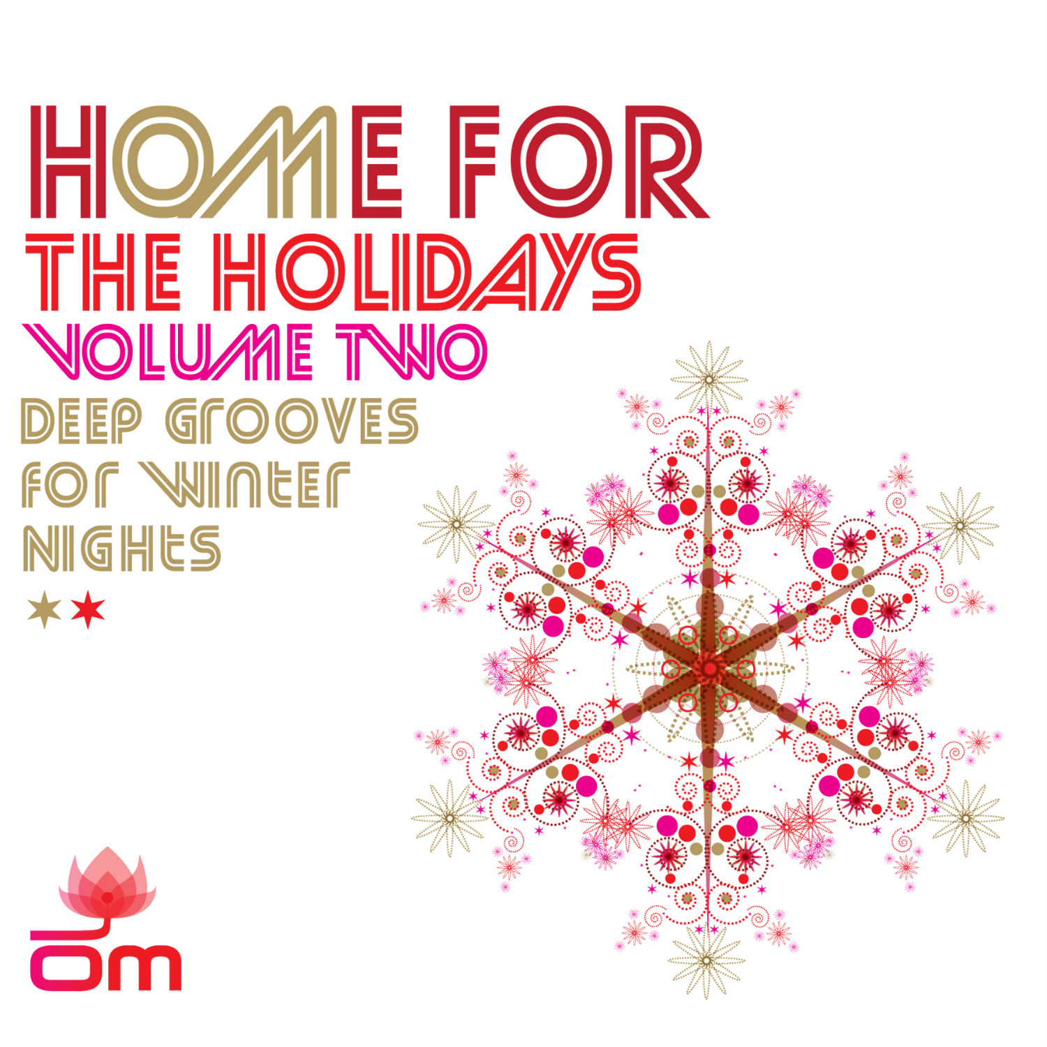 Various Artists - hOMe for the Holidays Vol. 2