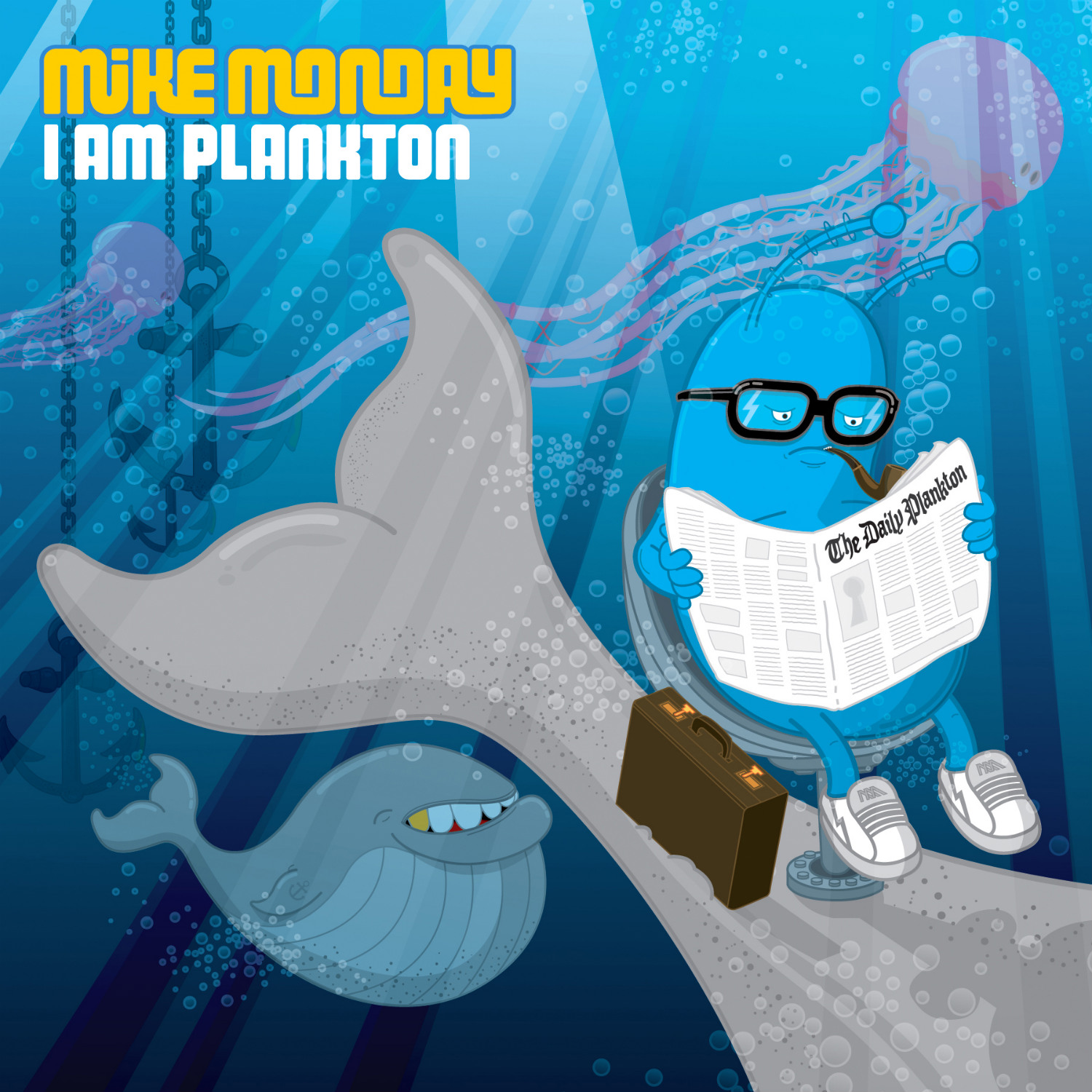 Mike Monday - I Am Plankton