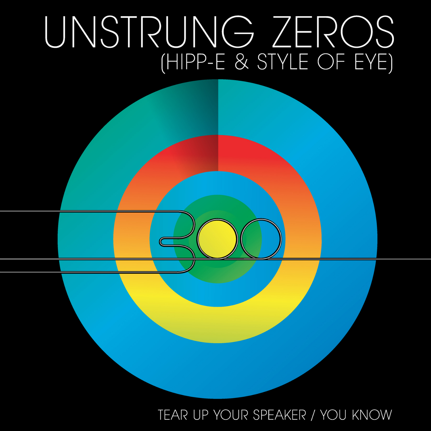Unstrung Zeros - Tear Up Your Speaker/You Know