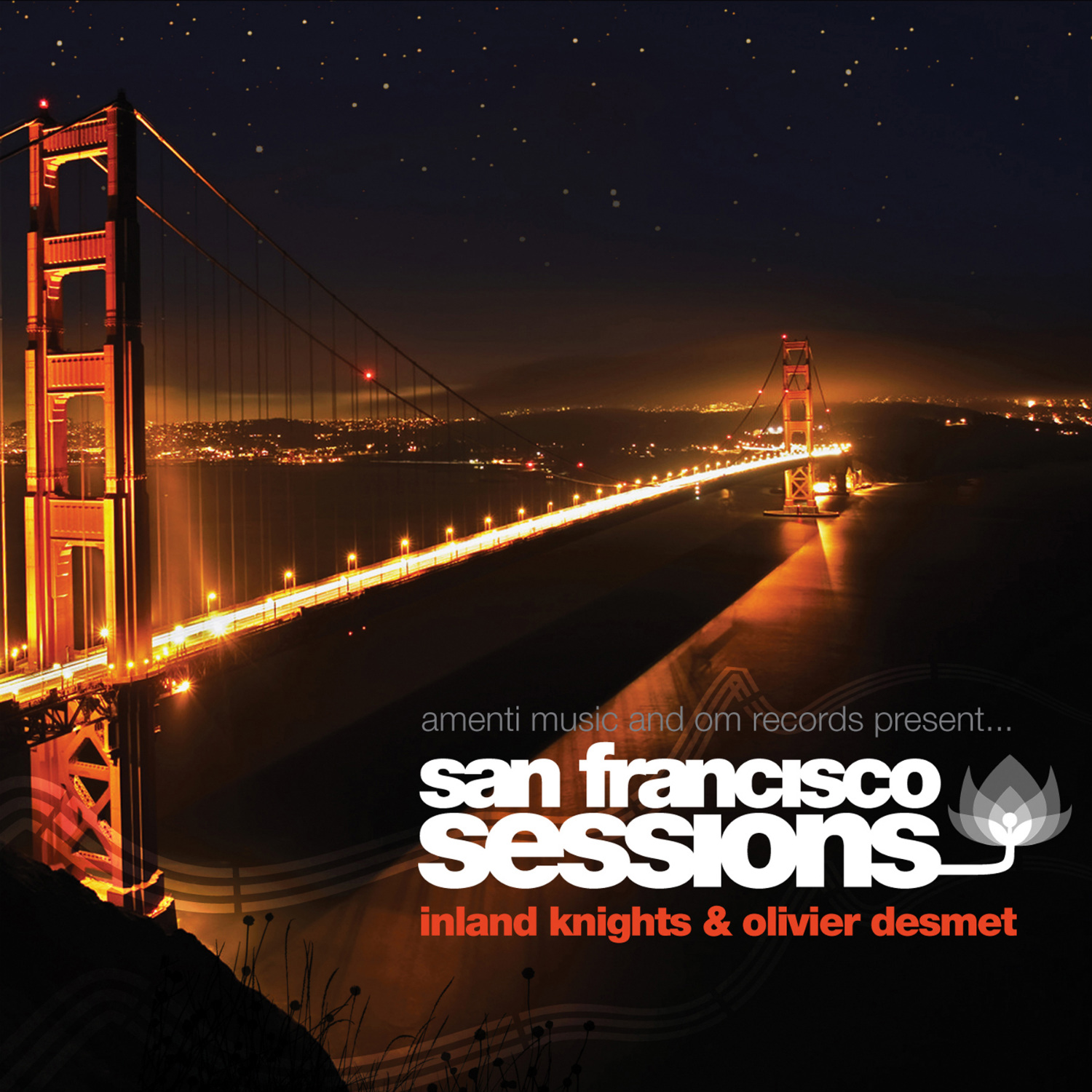 Various Artists - San Francisco Sessions Vol 6. (Mixed by Inland Knights & Olivier Desmet)