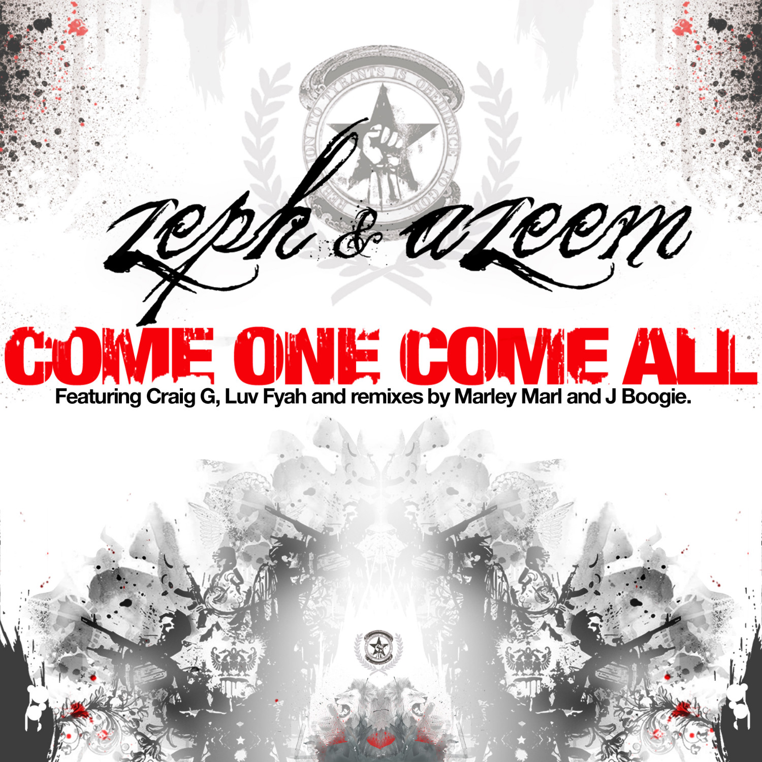 Zeph & Azeem - Come One Come All