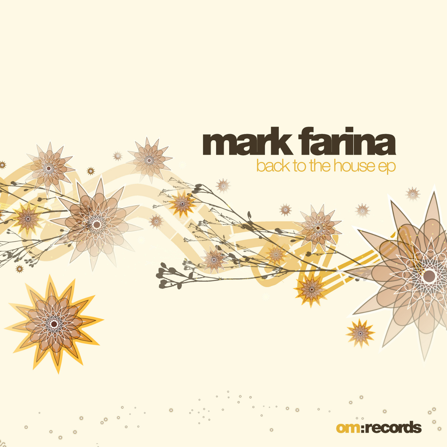 Mark Farina - Back to the House EP
