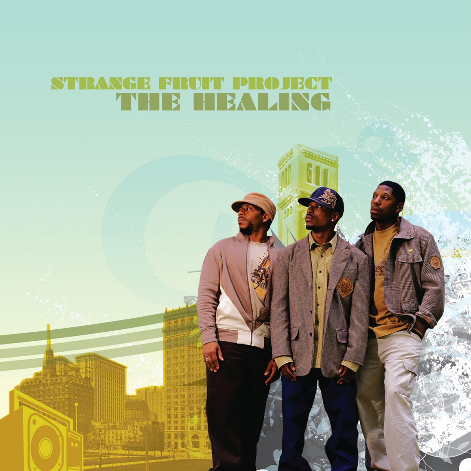 Strange Fruit Project - The Healing