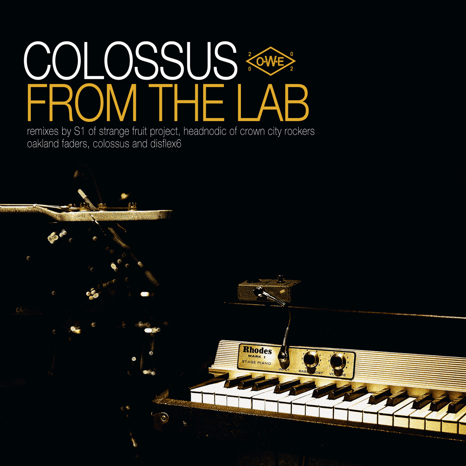 Colossus - From The Lab