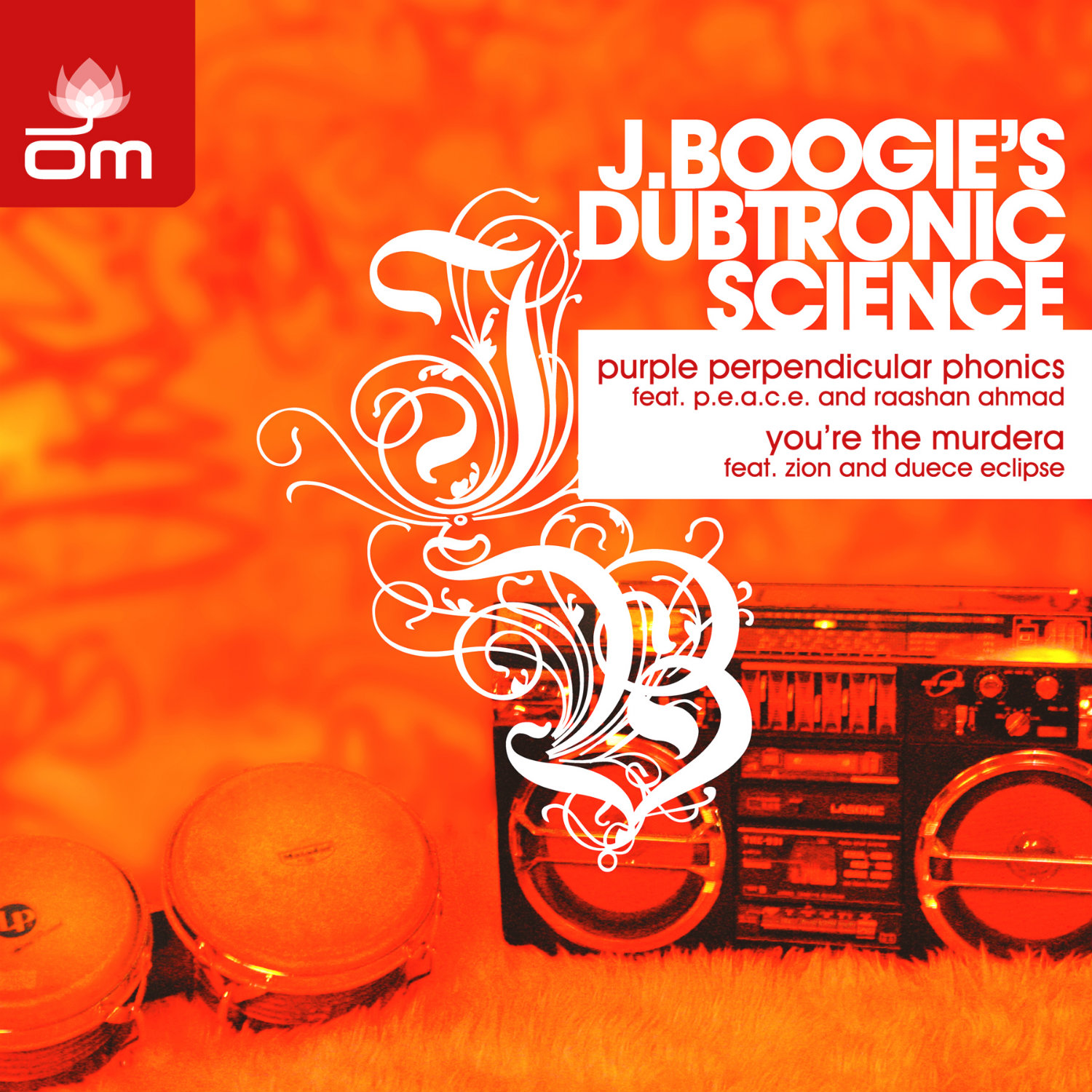 J Boogie's Dubtronic Science - Purple Perpendicular Phonics