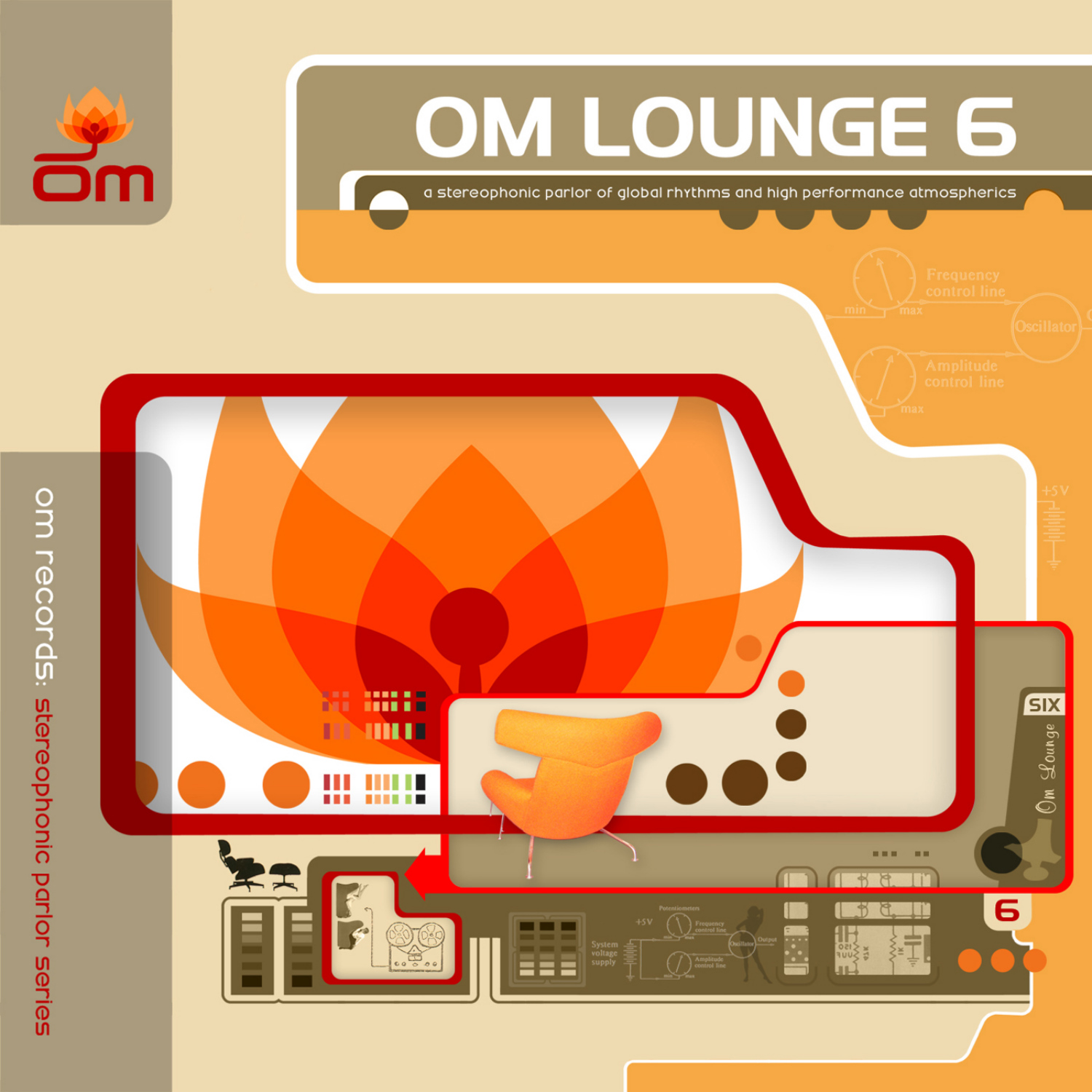 Various Artists - Om Lounge 6