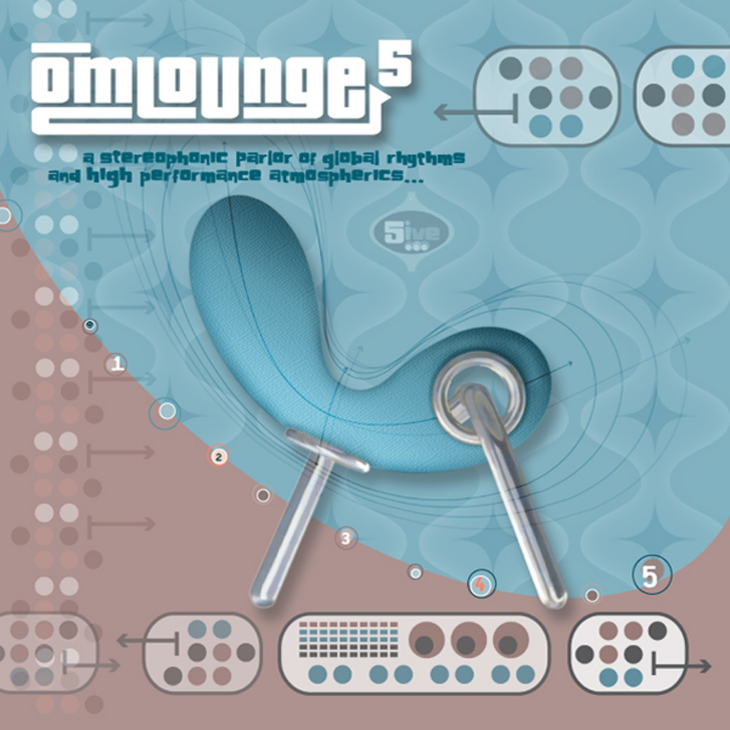 Various Artists - Om Lounge 5