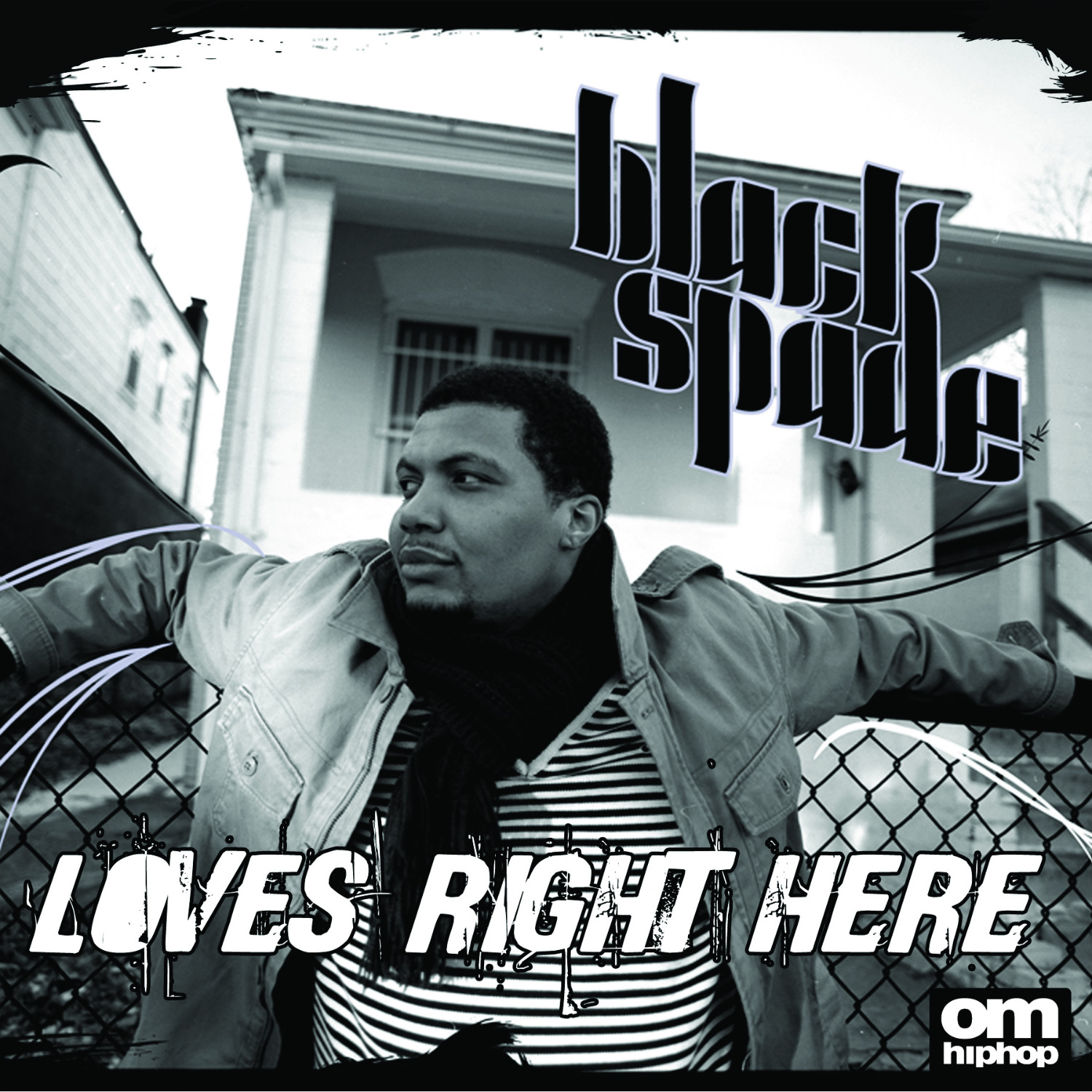 Black Spade - Love's Right Here
