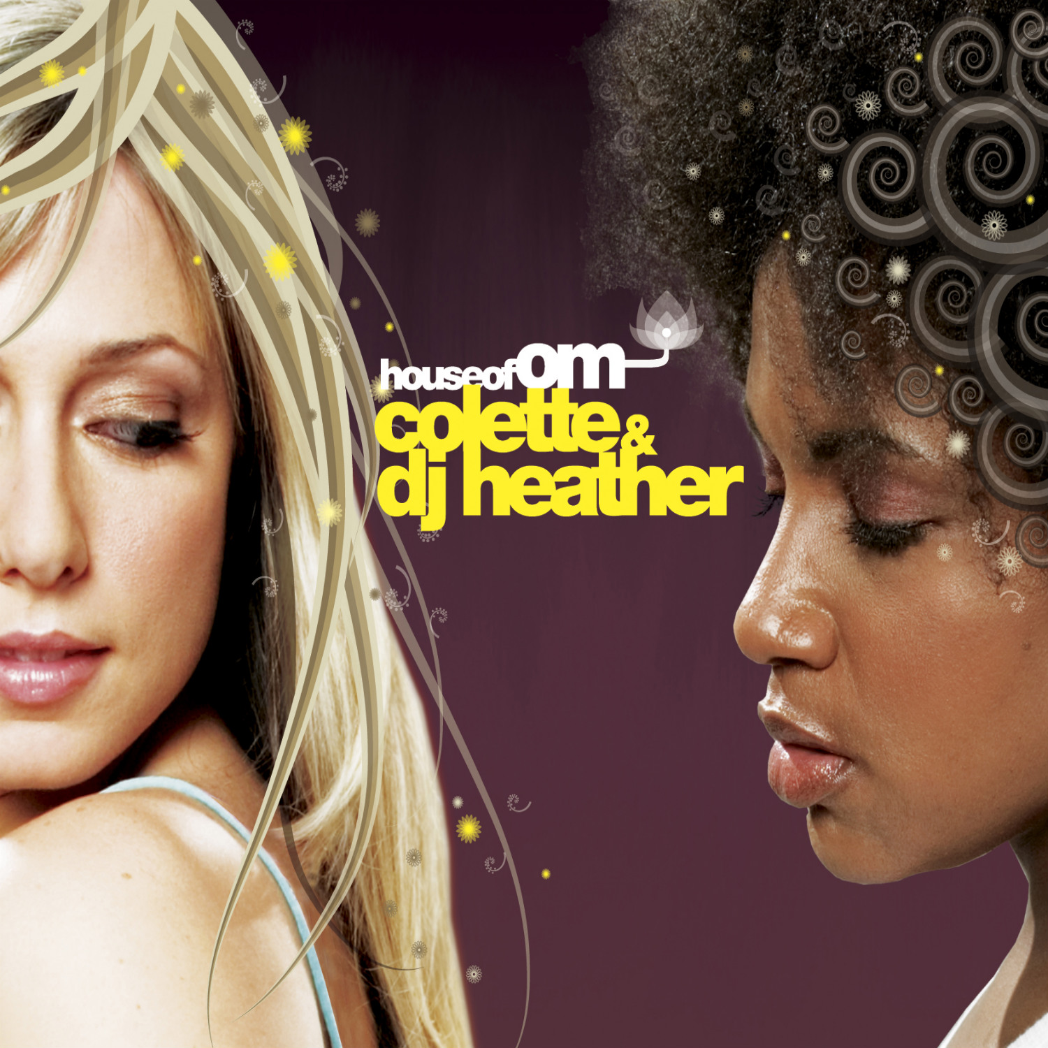 Various Artists - House of Om:  Colette & DJ Heather