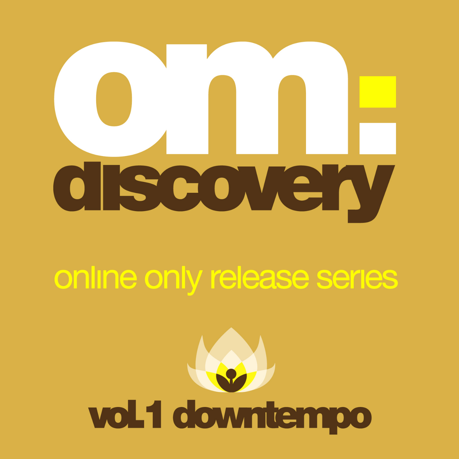 Various Artists - Om Discovery: Downtempo Vol. 1