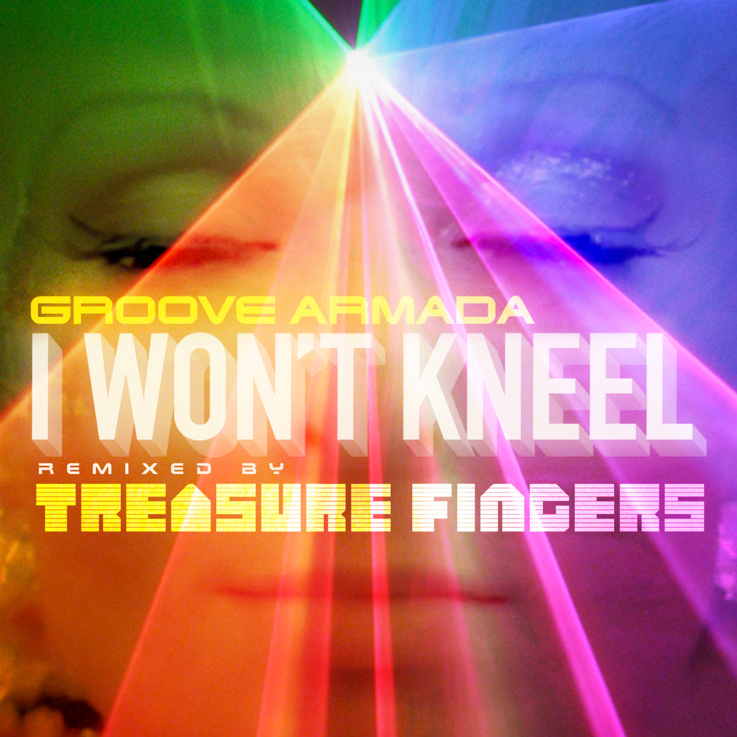 Groove Armada - I Won't Kneel (Treasure Fingers Remix)