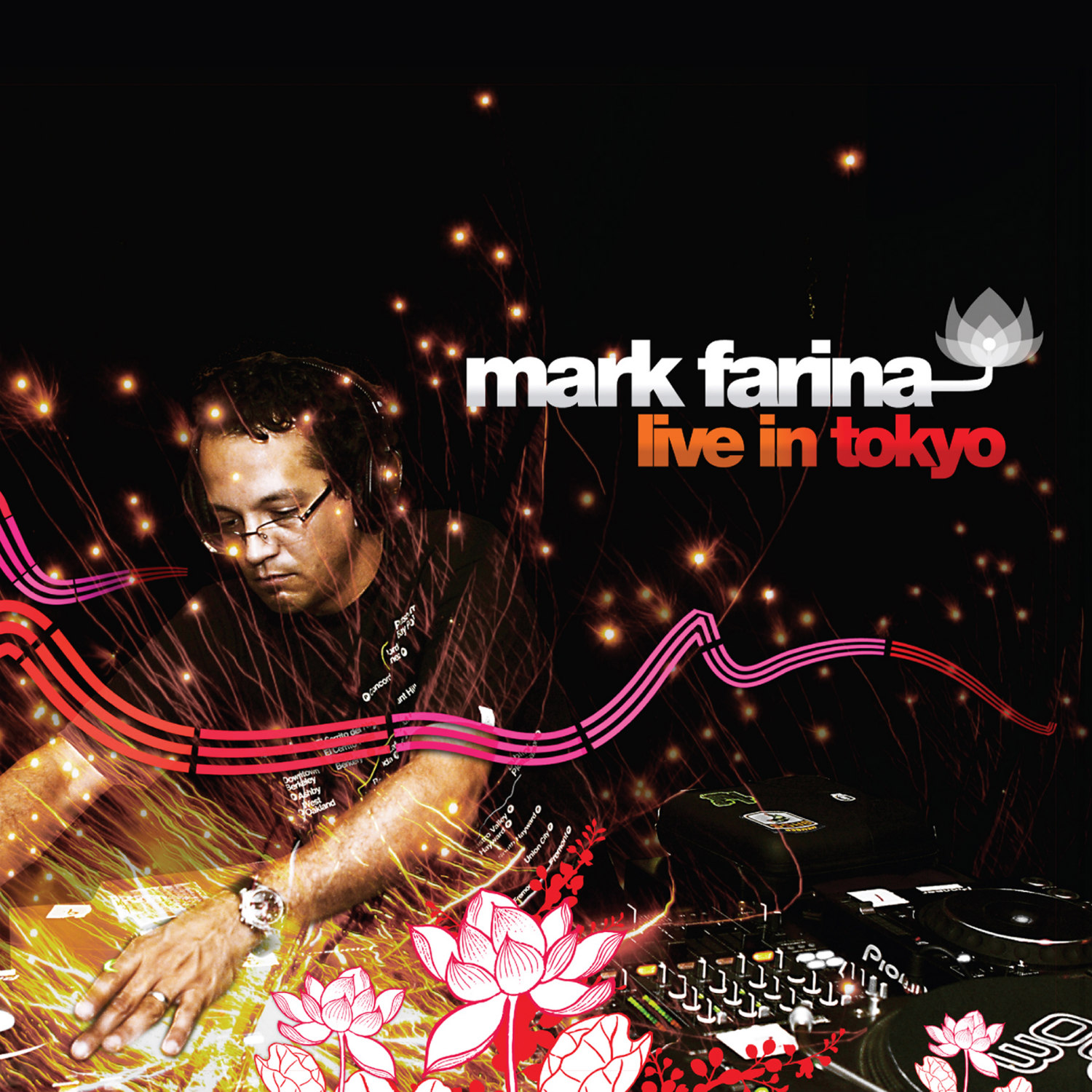Various Artists - Mark Farina: Live in Tokyo