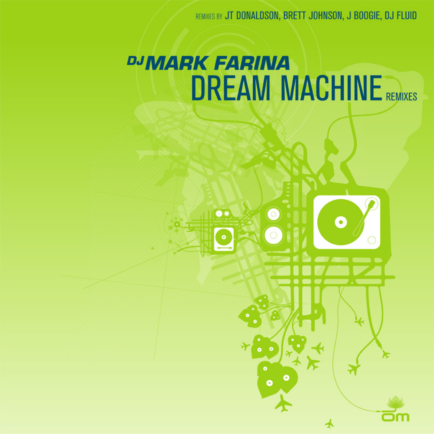 Mark Farina - Dream Machine (feat. Sean Hayes)