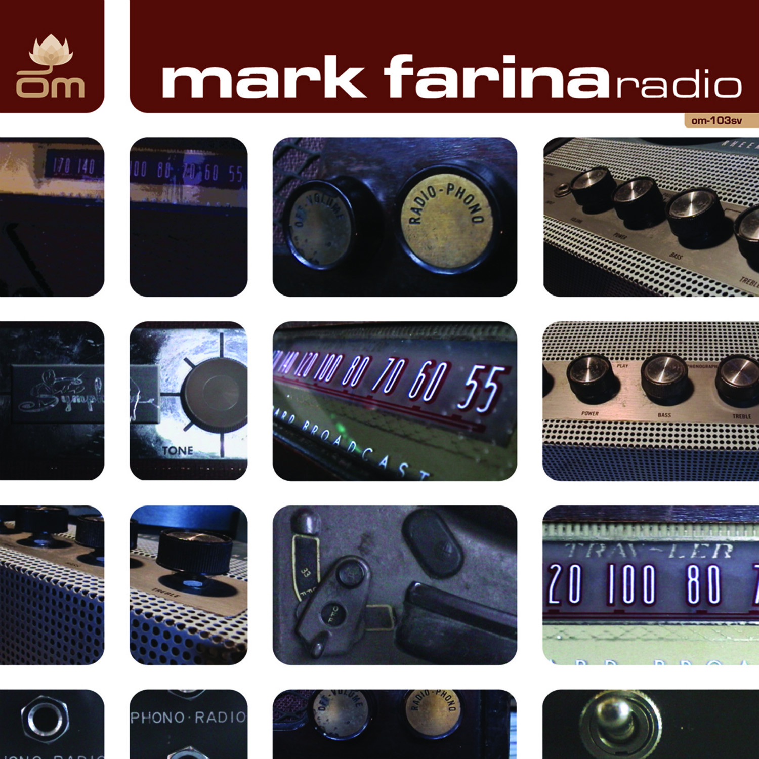 Mark Farina - Radio EP