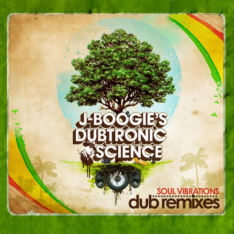 J Boogie's Dubtronic Science - Dub Vibrations
