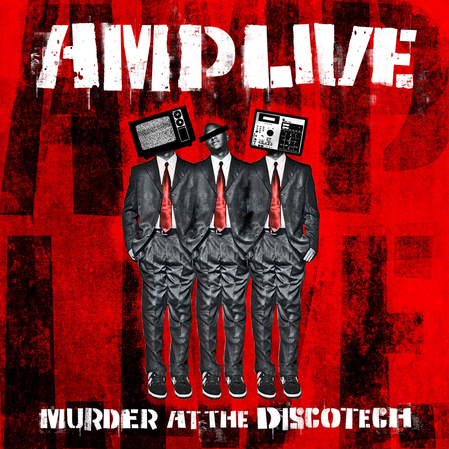 Amp Live - Murder at the Discotech
