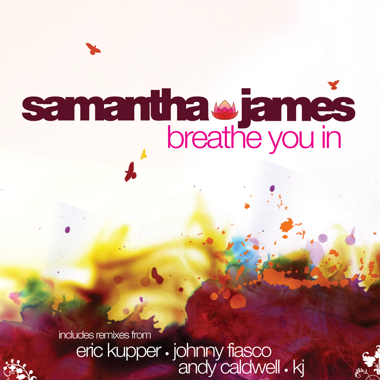 Samantha James - Breathe You In