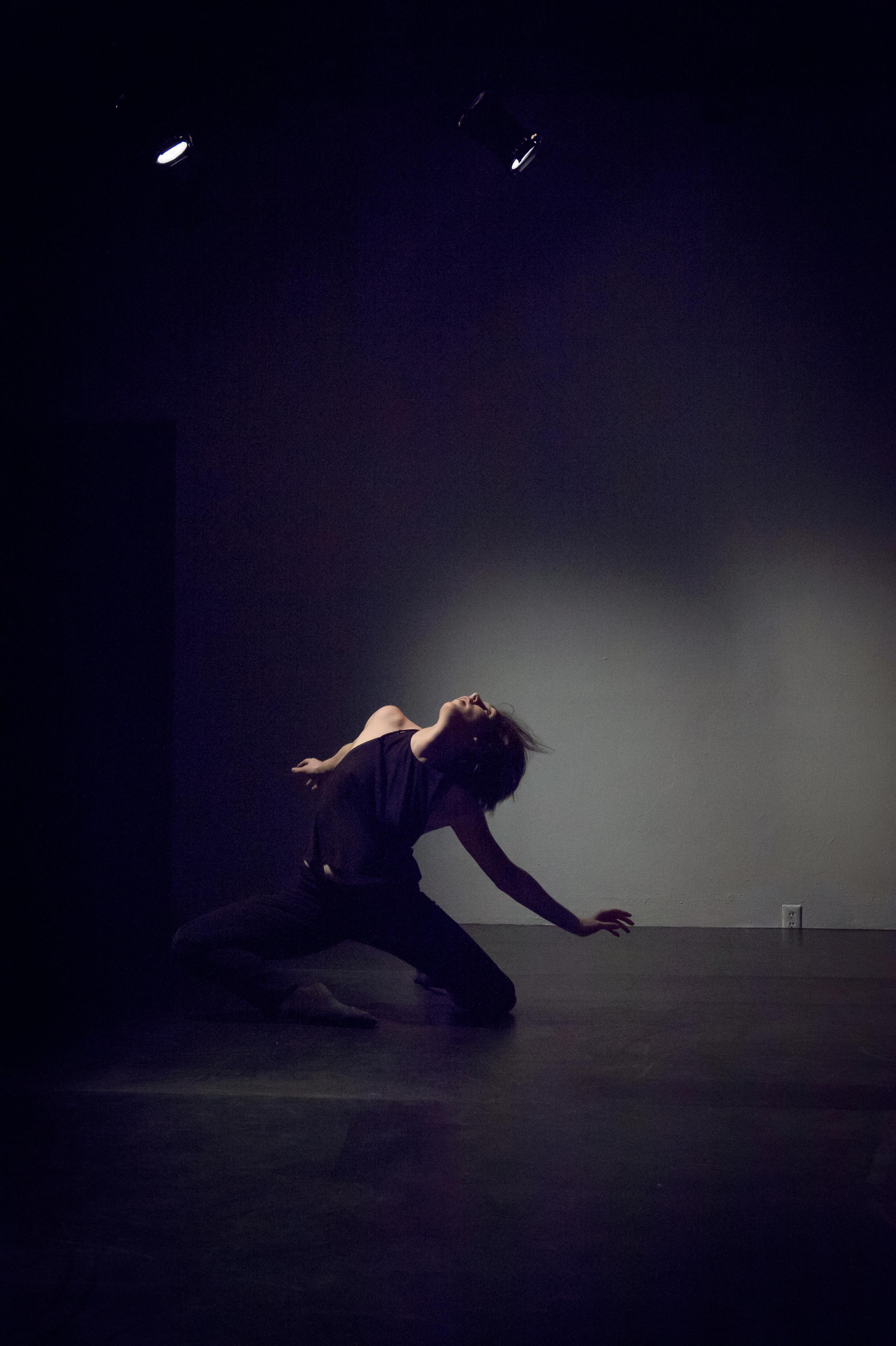 Nicole von Arx. August 2014. Photo: Corey Melton.