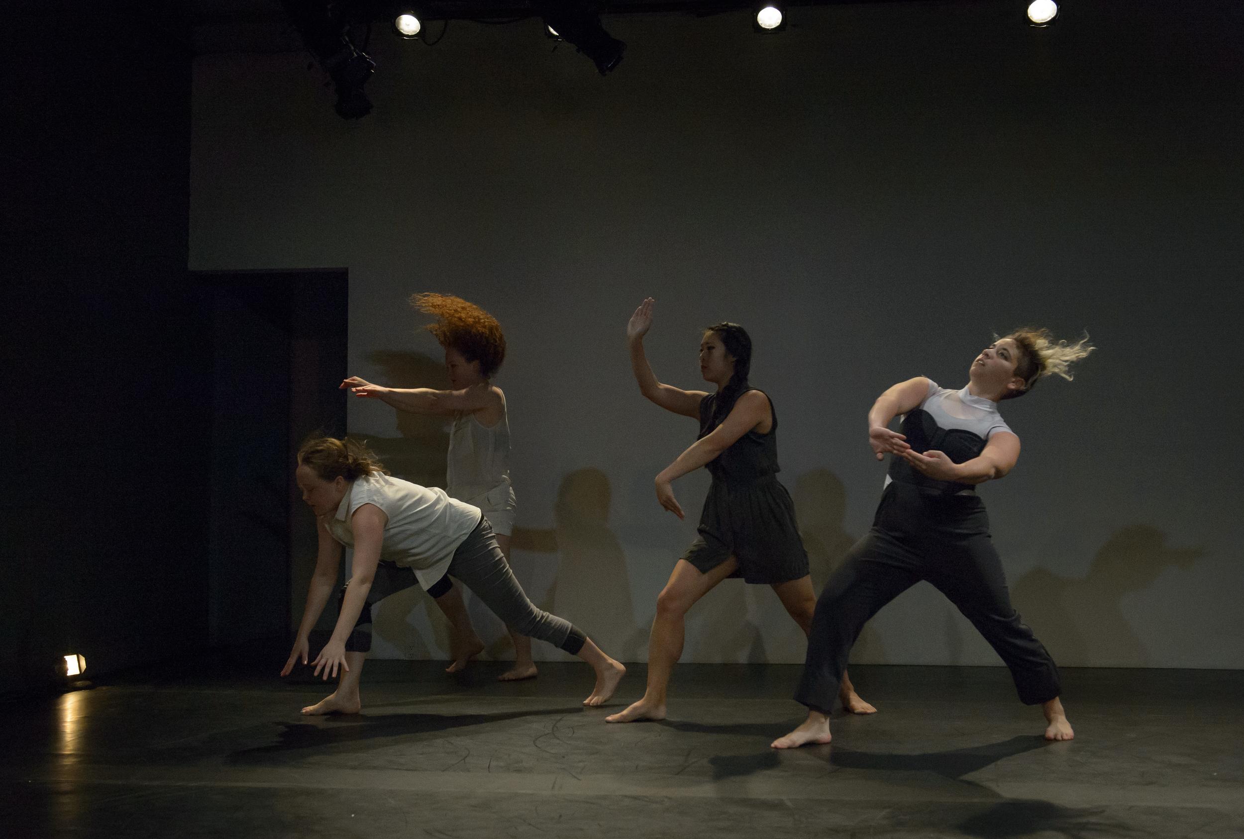 Sophie Sotsky // TYKE Dance. August 2014. Photo: Corey Melton.