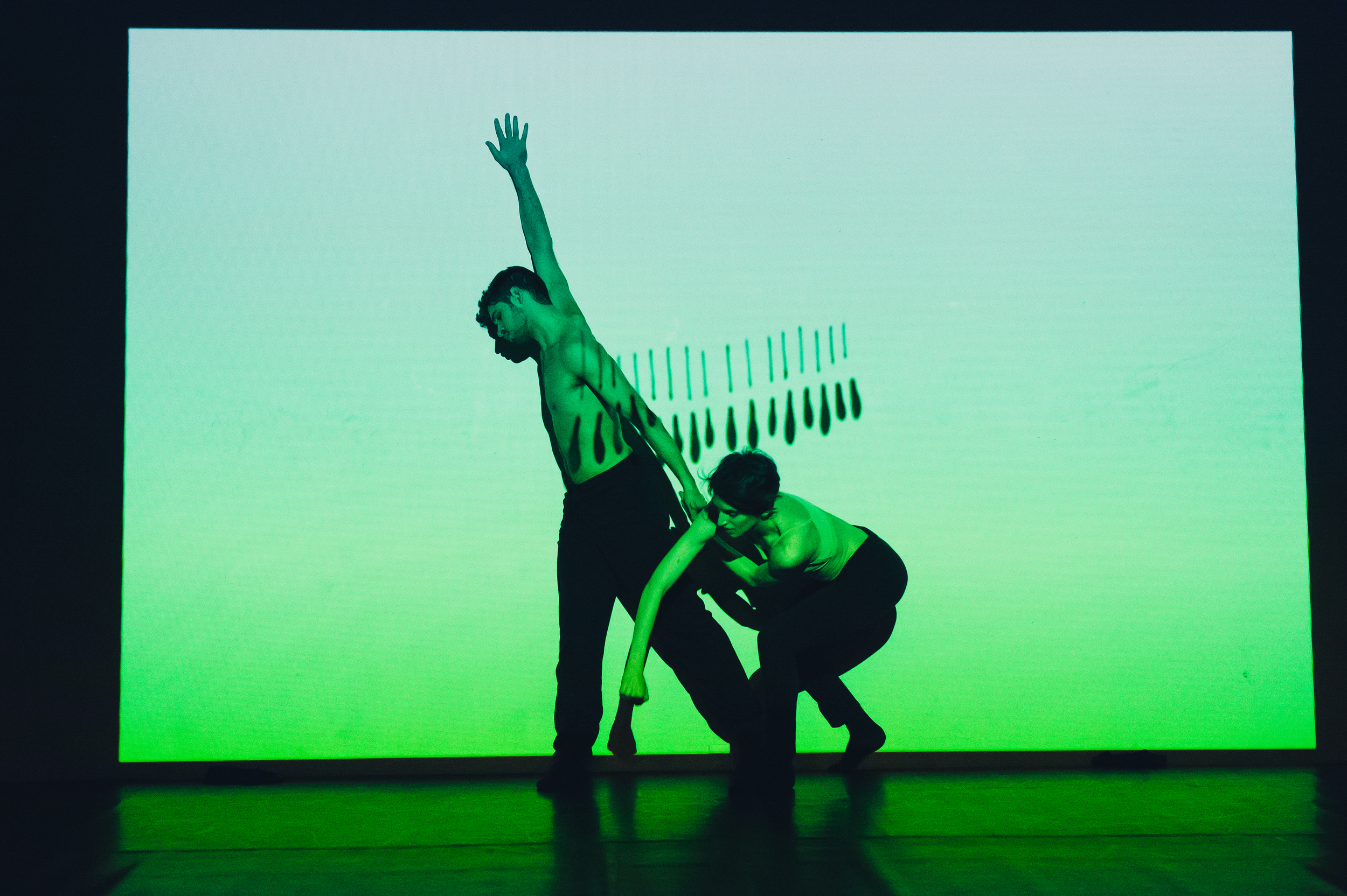Vanessa Tamburi // FLUSSO Dance. March 2014. Photo: Corey Melton.