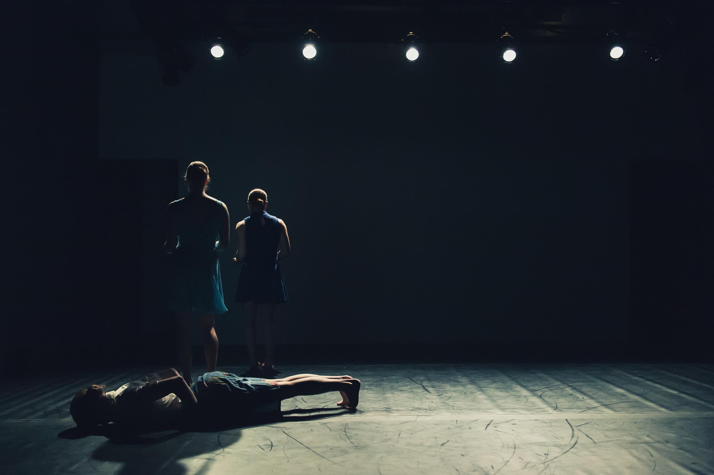Brendan Drake Choreography. March 2014. Photo: Corey Melton.