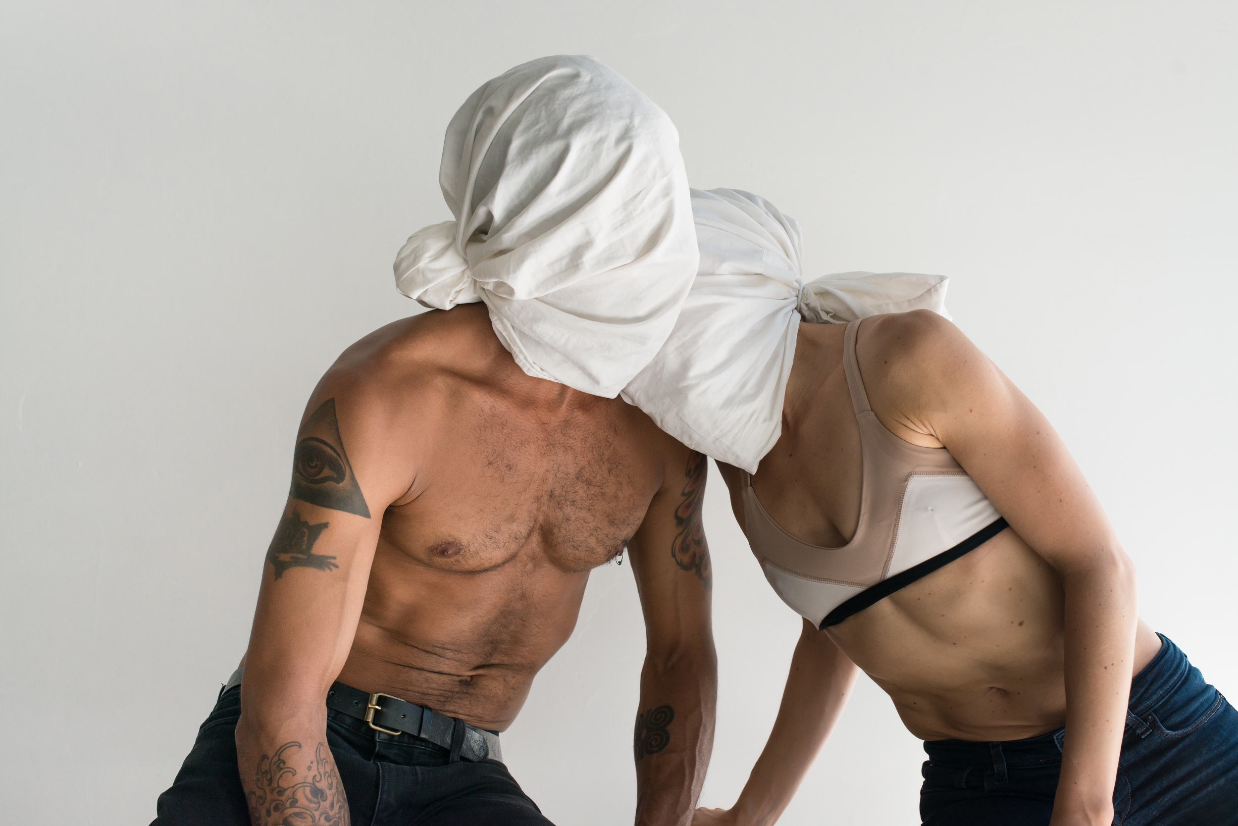 "Gallery view of El Human Animal // Caroline Brethenoux's ""Lo Que Queda de Nosotros / What is Left of Us"" Volume V, Issue II. (August 2015)"
