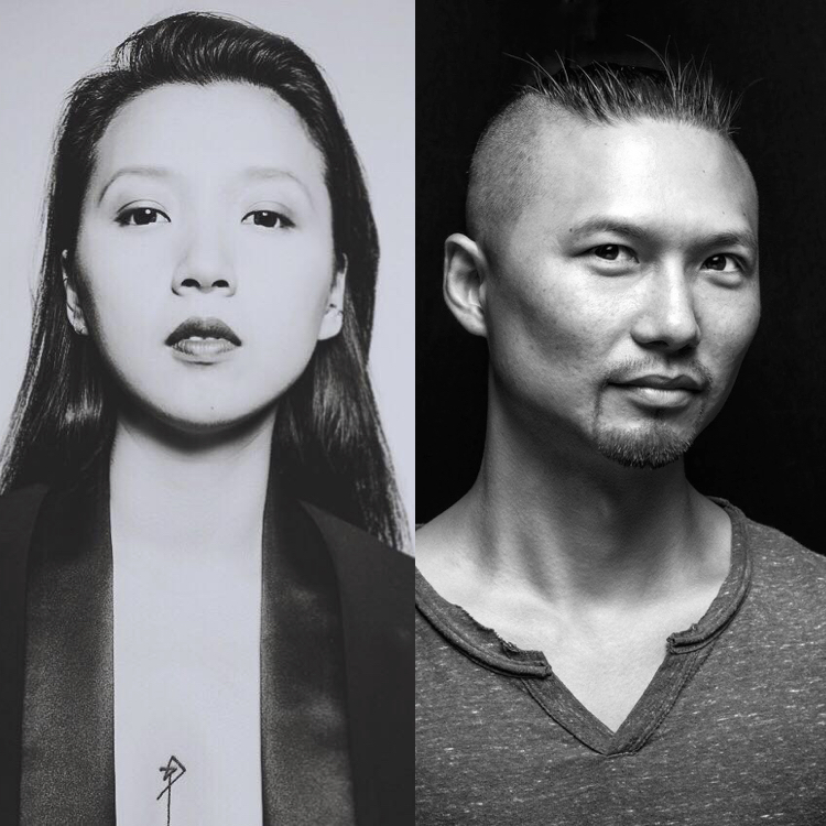 Photo on Left by Kelly Wang / Photo on Right by Leona Liang