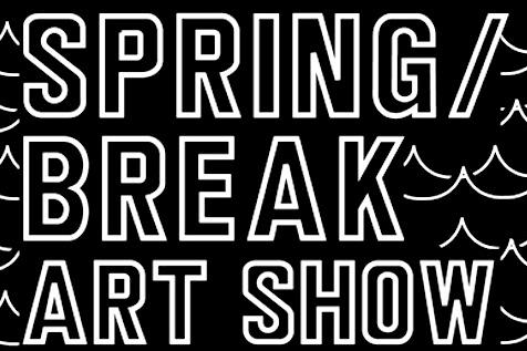 Spring Break Art Show logo