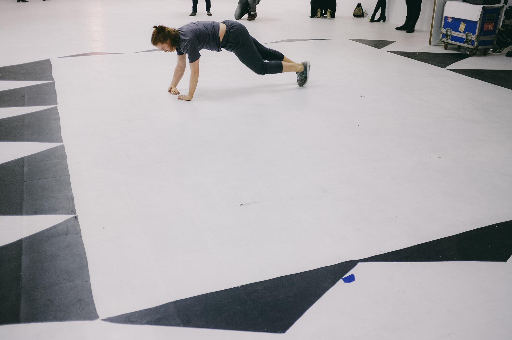 Danielle Russo Performance Project  ©  Quyn Duong