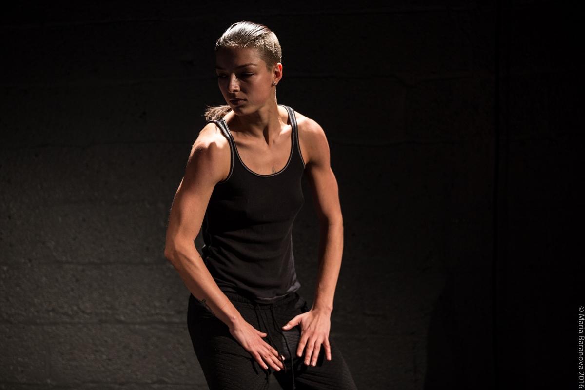 Alicia Raquel  FAB x TCS Dance Salon, March 2016   Image: Maria Baranova