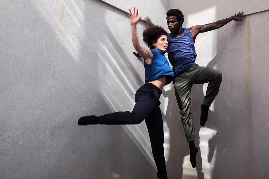 Dante Brown|Warehouse Dance January 8 at 2:25pm City Center, Studio 5  Image: Mike Esperanza