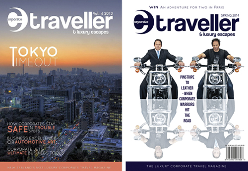 Subscribe to Corporate Traveller magazine
