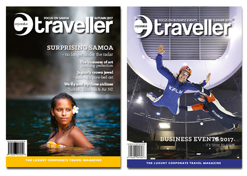 Subscribe to Corporate Traveller magazine & win