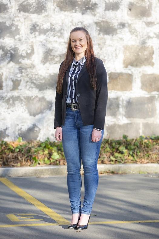 Lauren Fogarty - Accountant - Client Manager   lauren@nooneplus.nz
