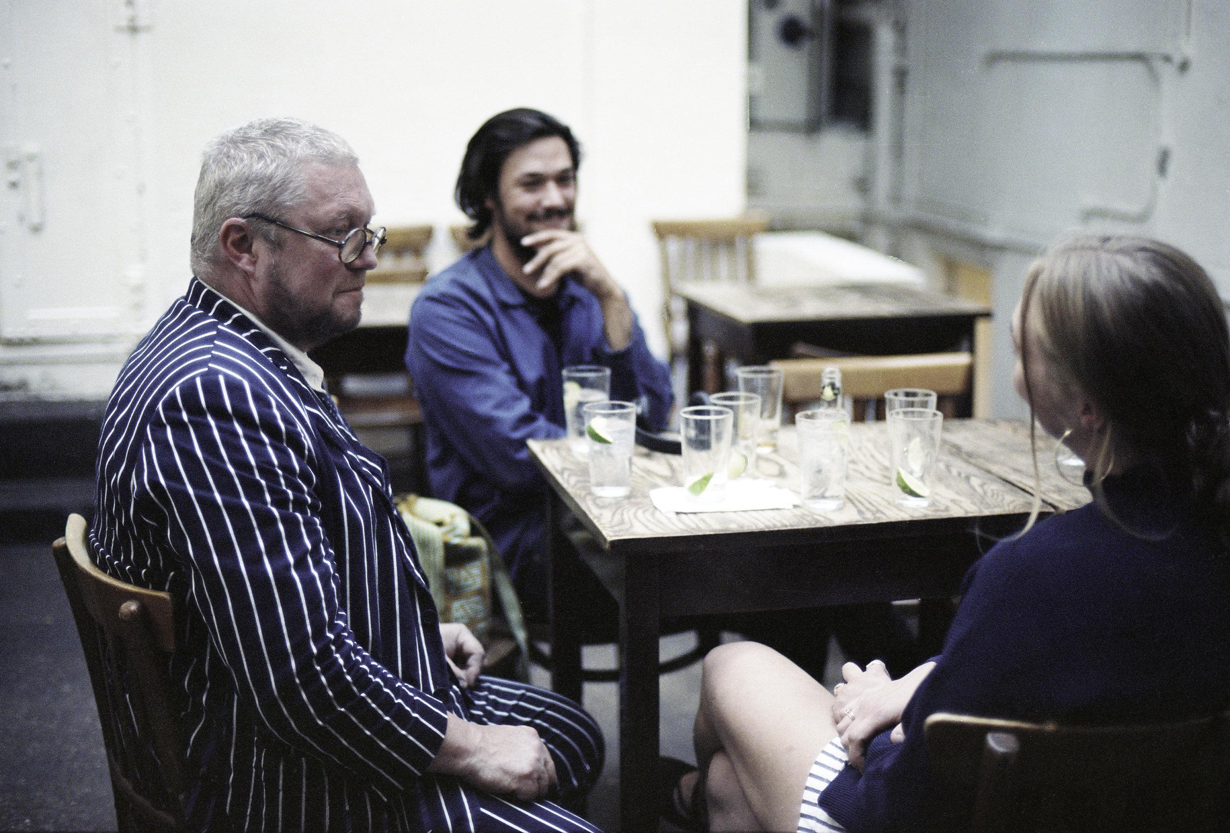 Fergus, Tommy, Owen