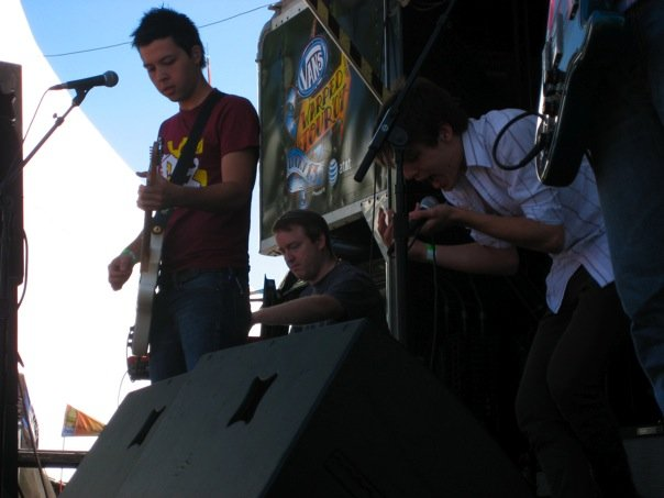 Picture Atlantic circa 2007 (The 'Change is Welcome Era') playing Vans Warped Tour