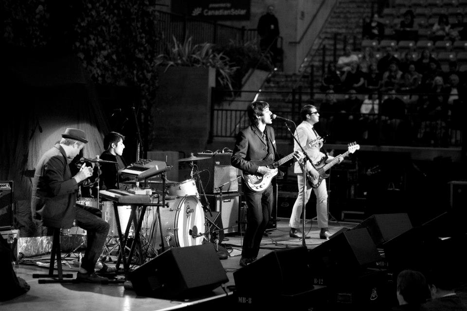 Picture Atlantic at The Mountain Winery