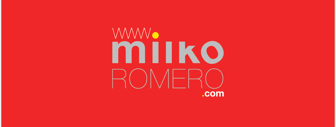 ©   2017 Milko Romero. All Rights Reserved.