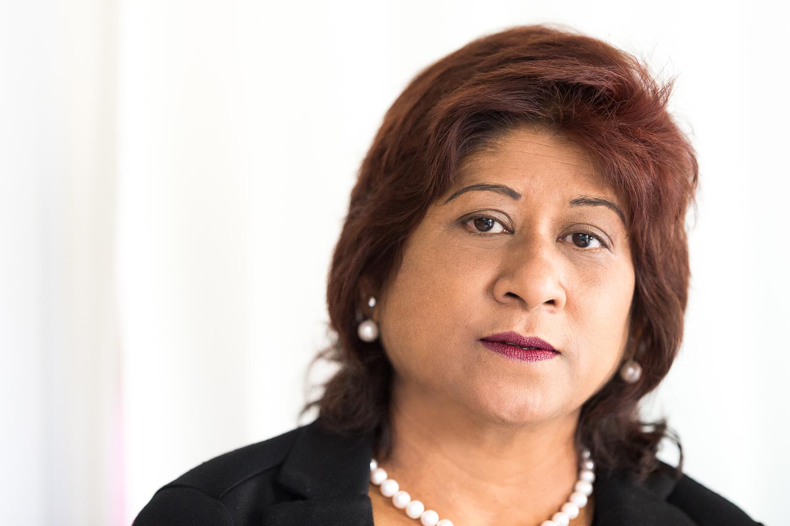 Rokshana Quazi    President and CEO