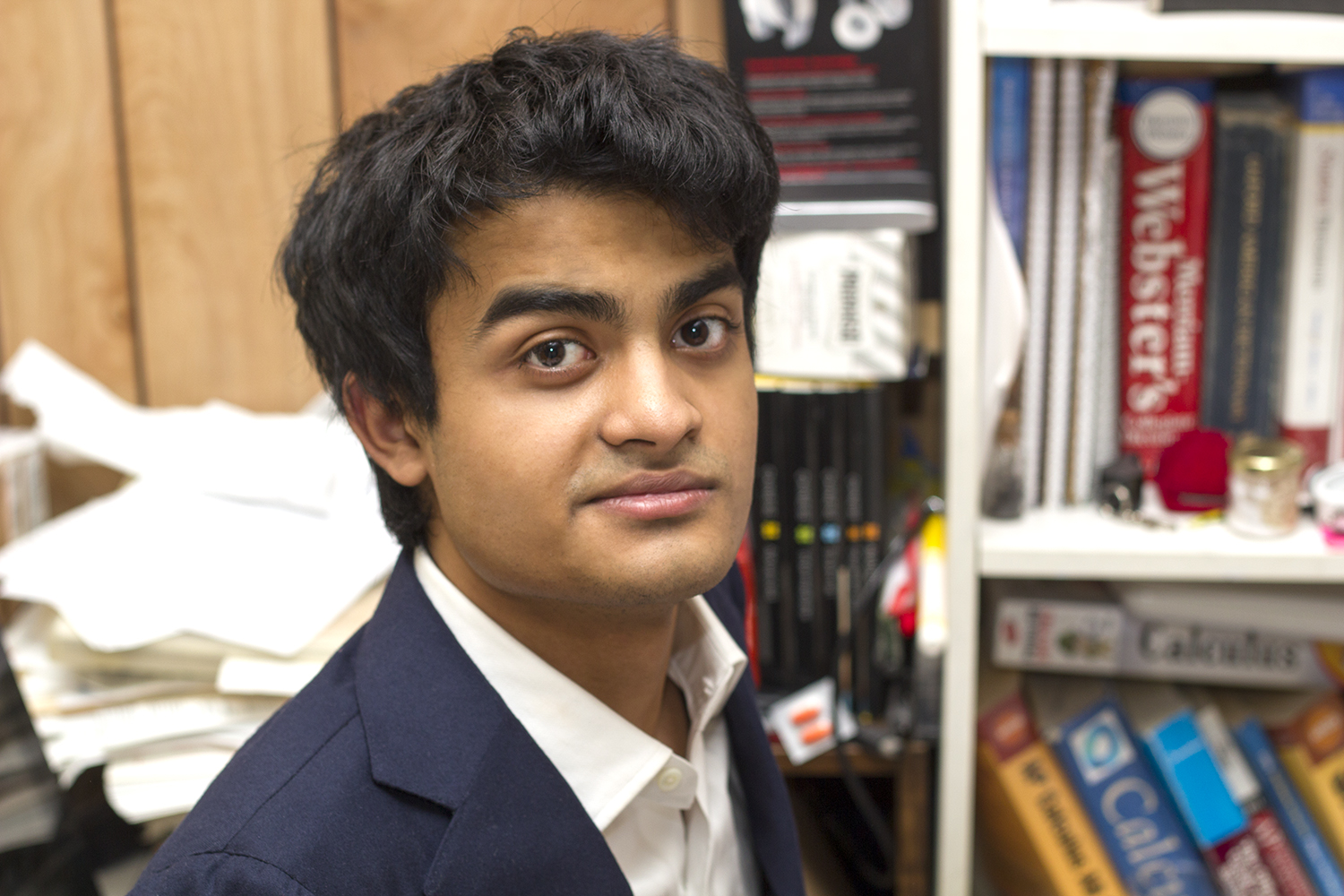 Nayeem Ahsan    Chief Operating Officer