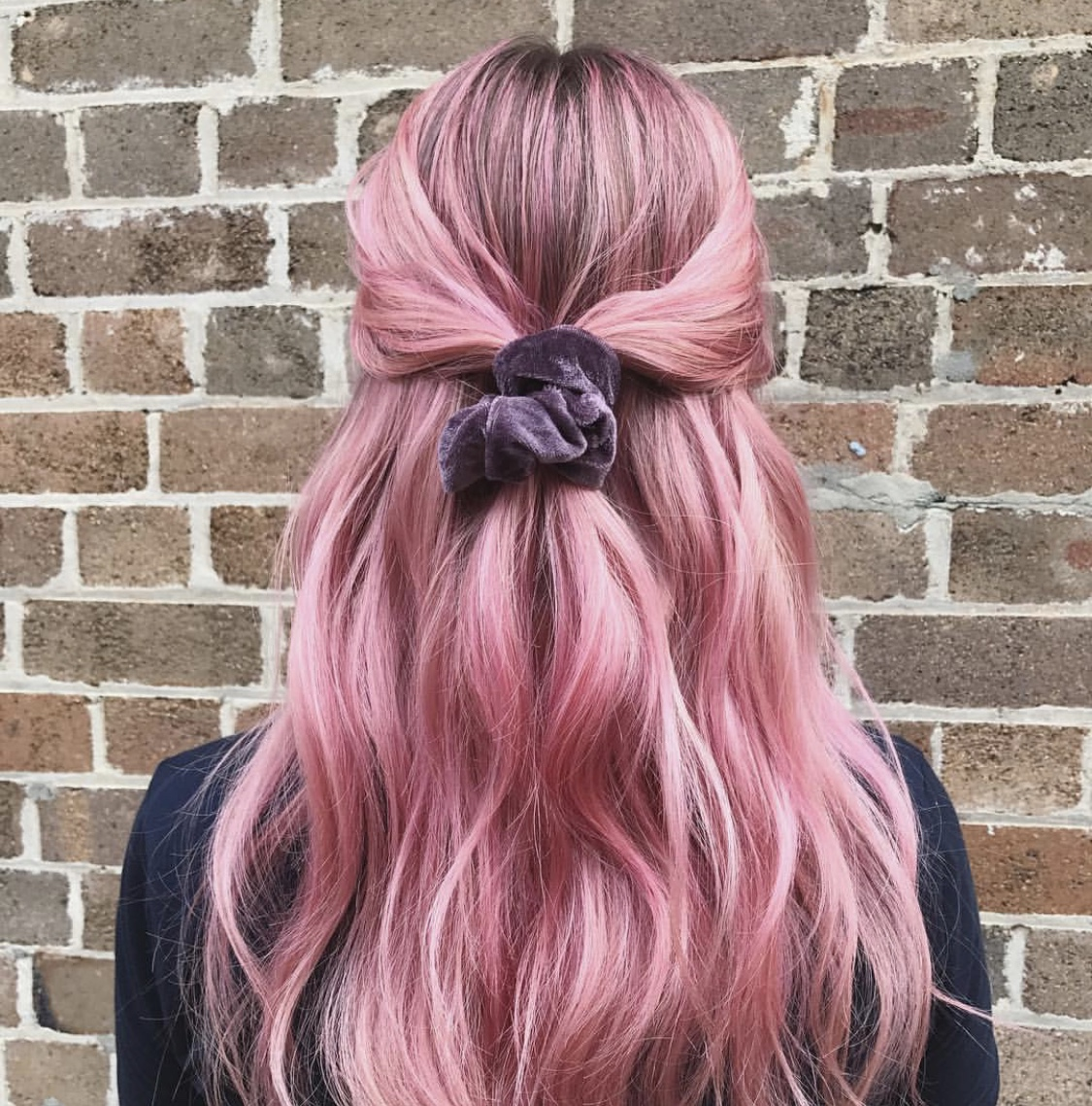Hair and Scrunchie: DD+Co