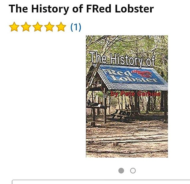 Now available in Paperback and Kindle formats... Link in profile. #thehistoryofFRedLobster #fredlobster #yinyout