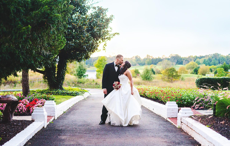 Bristow Manor Virginia wedding portraits